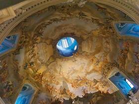 Bild: Tour 1: Barocker Himmel - Blick in sinnliche Welten : Dominikanerkirche, Clemenskirche, Erbdrostenhof