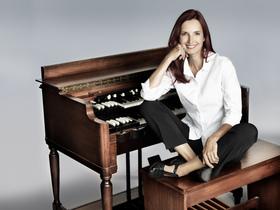 """Bild: Barbara Dennerlein - """"Jazz an der Hammond- und der König-Orgel"""""""