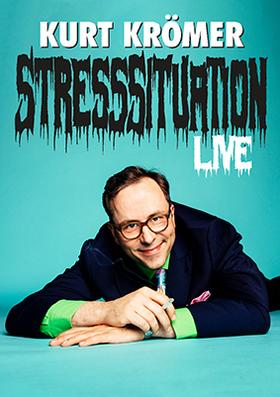 Bild: Kurt Krömer - Stresssituation