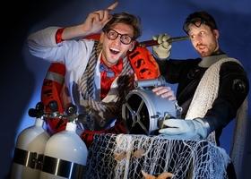 Bild: Meere & Ozeane - die große Physikanten-Show - Die Auftakts-Show zum Herbstsemester der Kinder-Uni