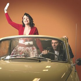 Bild: Petticoat & Pomade - Musik-Comedy-Show