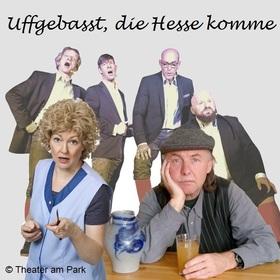 Bild: Uffgebasst, die Hesse komme - mit Stefani Kunkel, Rainer Weisbecker und den Viertaktern