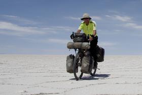 Bild: Peter Smolka: Rad ab II - 88.000 km mit dem Fahrrad um die Welt