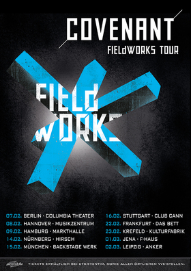 Covenant - Fieldworks Tour 2019