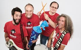 Bild: Andi und die Affenbande: Schultütenkonzert - Rockkonzert für Kids