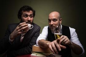 Bild: Stefan Leonhardsberger&Stephan Zinner: Kaffee und Bier