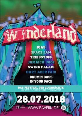 Bild: Wonderland - Das Festival der Clubnächte
