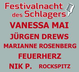 Bild: Festivalnacht des Schlagers - mit Vanessa Mai, Jürgen Drews, Feuerherz u.v.m.