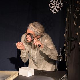 Bild: Ein Rentier sucht Weihnachten - Vagabündel Figurentheater