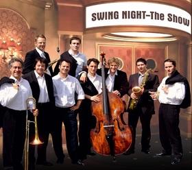Bild: Swing Night - The Show - Die großen und unvergessenen Hits der legendären Swing-Ära