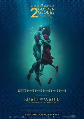 Bild: Shape of Water - Das Flüstern des Wassers