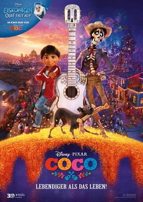 Bild: Coco - Lebendiger als das Leben!