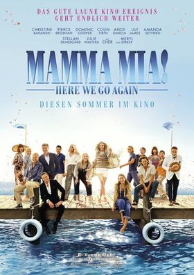 Bild: Mamma Mia! Here we go again