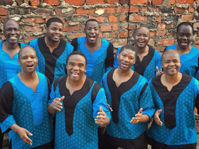 Ladysmith Black Mambazo - Grammy Award Winner Live