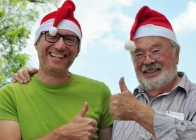 Bild: Weihnachten - Why not? - Riedelbauch und Turba