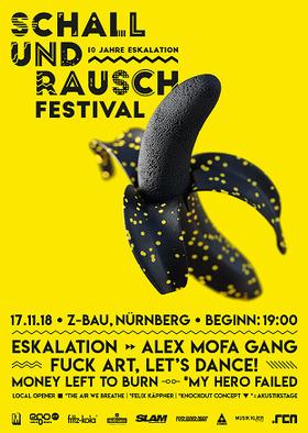 Bild: Schall & Rausch Festival - 10 Jahre ESKALATION