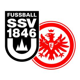 Bild: SSV Ulm 1846 Fußball e.V. - Eintracht Frankfurt