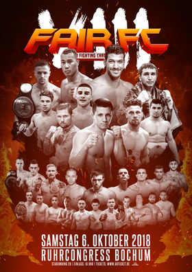 Bild: FAIR Fighting Championship 8 - Germany's most Amazing Event