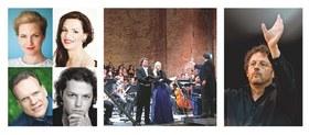 Bild: Bach - Weihnachtsoratorium - Kantaten I, II, III & VI