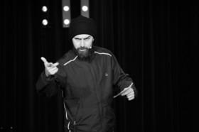 Bild: AYDIN IŞIK: BEVOR DER MESSIAS KOMMT! - Rettung vor dem Fegefeuer. Die Berlin-Premiere
