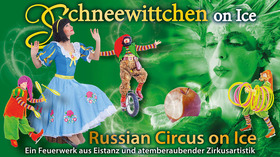 Bild: Schneewittchen on Ice - Russian Circus on Ice
