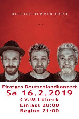 Blicher Hemmer Gadd Trio