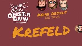Gästeliste Geisterbahn - Keine Absicht Pt.2