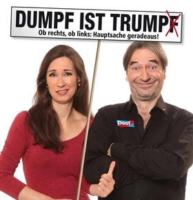 Bild: Dumpf ist Trump(f)