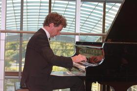 Bild: Sommernachtskonzert - Tangos auf Orgel & Klavier - Jens Barnieck, Sirka Schwartz-Uppendieck, Michael Herrschel