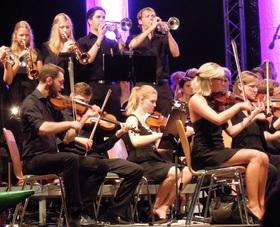 Bild: Junge Philharmonie Rhön-Grabfeld - Klangerlebnis Klassik