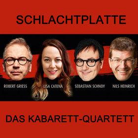 Bild: Schlachtplatte - Das Kabarett-Quartett -