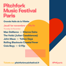 Bild: Pitchfork Music Festival - Thursday Ticket