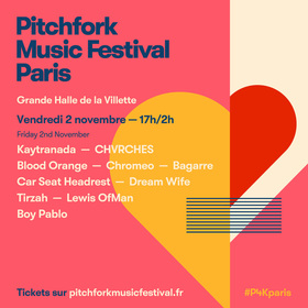 Bild: Pitchfork Music Festival - Friday Ticket