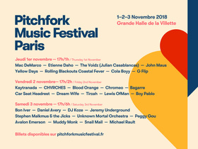 Bild: Pitchfork Music Festival - 3 Day Pass