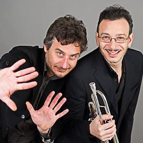 Bild: Bassi-Bravo Duo