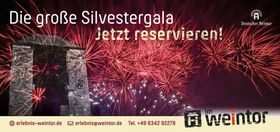 Bild: Silvester im Weintor erleben! - Silvestergala im Weintor