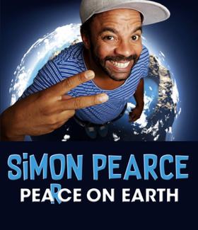 Bild: Simon Pearce: PEA(r)CE on Earth