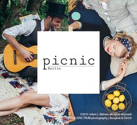 Bild: Single-Picknick im Grünen Alter: 40-55 (Frauen) | 40-60 (Männer)
