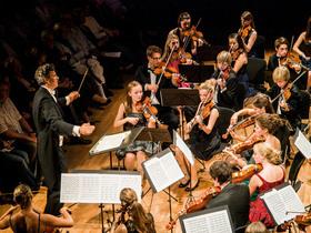 Bild: Junge Philharmonie Oberschwaben