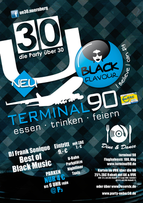 Ü30 Party (Black Flavour) - Ü30 Black Flavor