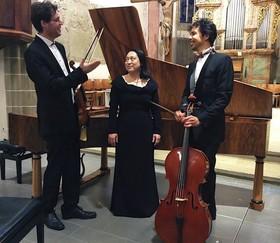 Bild: Kammermusikabend des Festivalensembles - 9. Fortepiano Festivals Stuttgart