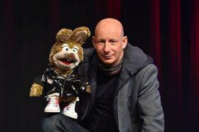 """Bild: Benjamin Tomkins - Der Puppenflüsterer """"Puppen Comedy Live"""""""