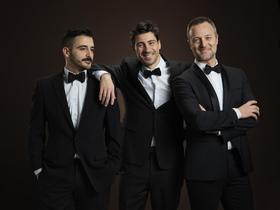 Bild: The Italian Tenors