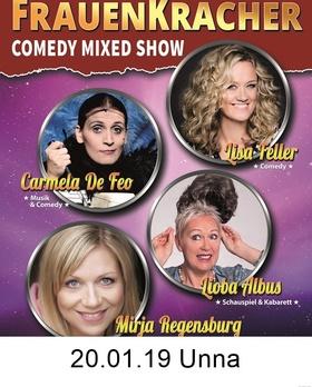 Bild: FrauenKracher - Comedy Mixed Show
