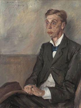 Bild: Eduard von Keyserling: Chronist des nichtgelebten Lebens