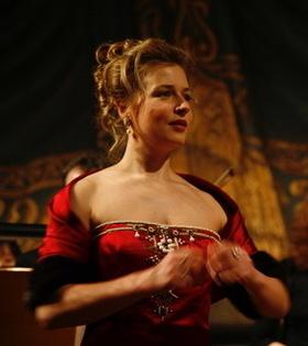 Bild: Liederabend mit Friederike Meinel