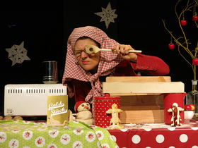 Bild: Frau Holle - Theater Lakritz