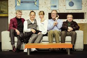 Bild: Dinner für Spinner - u.a. mit Tom Gerhardt, Moritz Lindbergh, Tina Seydel