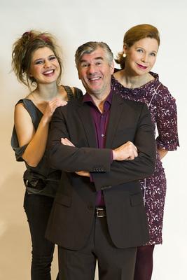 Bild: Auf ein Neues - mit Marion Kracht, Daniel Morgenroth, Emma Henrici