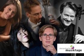 Bild: Forellen im Dietzenbach - Berühmte Kammermusikstücke von F. Schubert